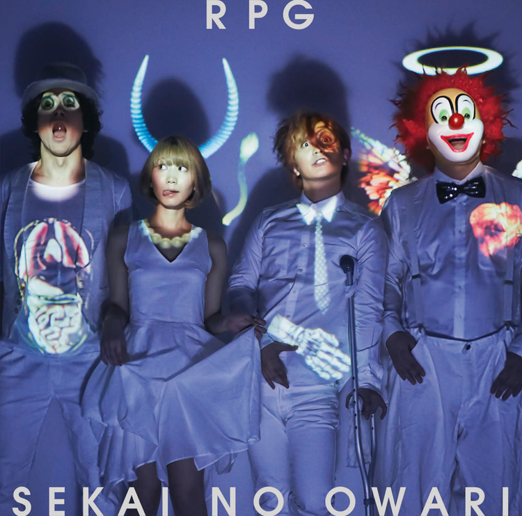 Image result for sekai no owari rpg アルバム