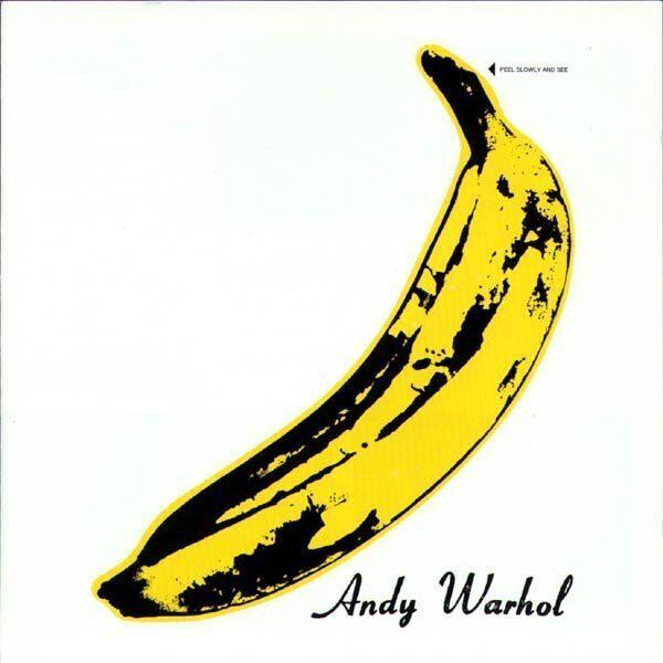 ヴェルヴェット・アンダーグラウンド、バナナのアルバム・ジャケットを ...