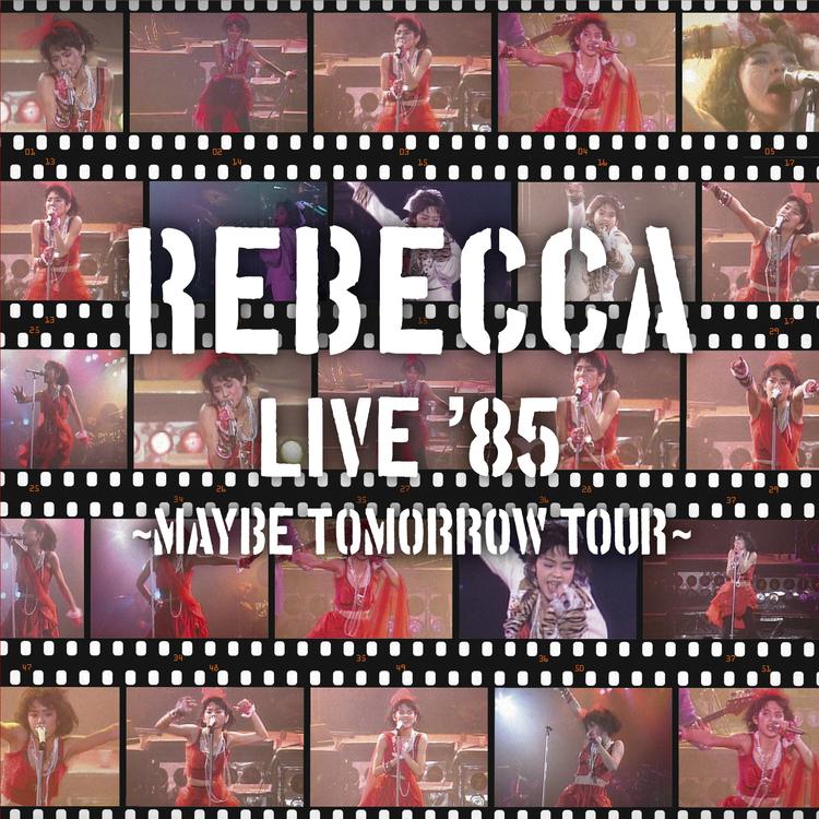 REBECCA、21年ぶりのライヴCD『R...