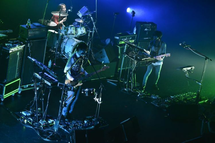 avengers in sci-fi(ゲスト:9mm Parabellum Bullet) @ Shibuya O-EAST - all pics by RUI HASHIMOTO (SOUND SHOOTER)