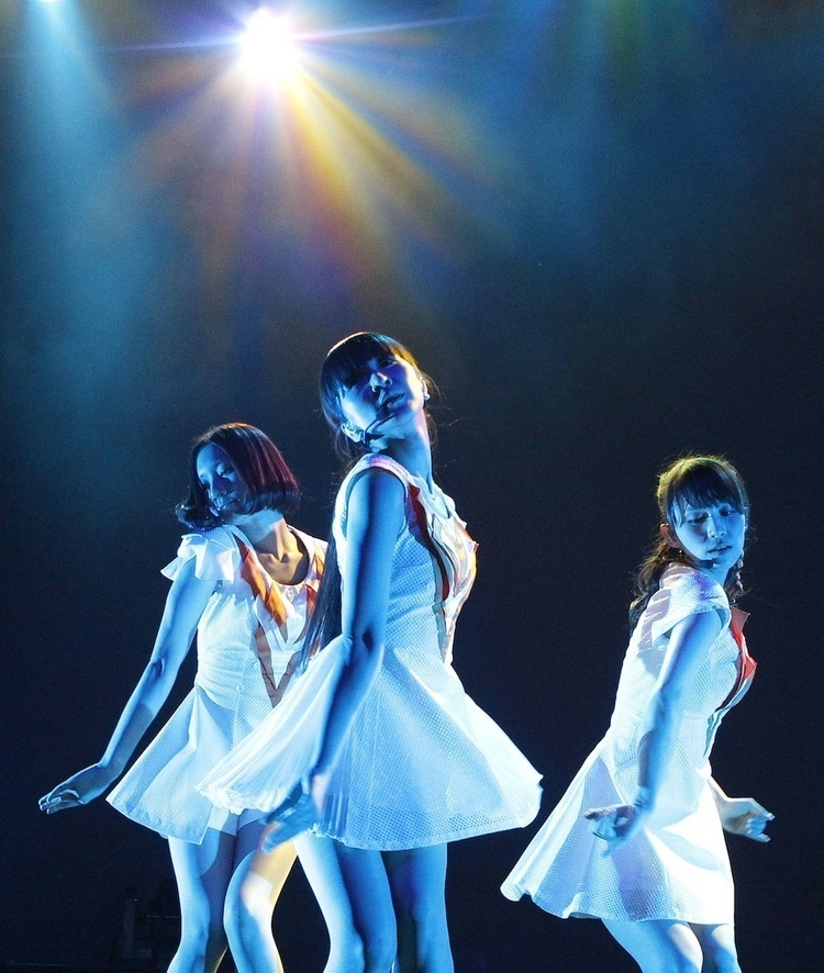 Perfume @ O2 Shepherd's Bush Empire