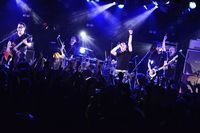 THE STARBEMS @ 渋谷クラブクアトロ - all pics by RUI HASHIMOTO (SOUND SHOOTER)