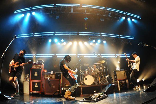 the band apart @ 新木場STUDIO...