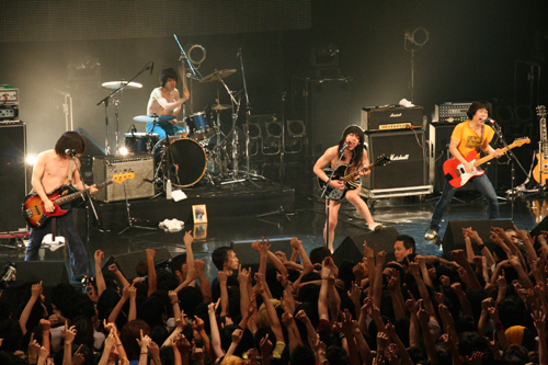 YUKI×銀杏BOYZ @ Zepp Tokyo 2008.06.22 邦楽ライブレポート|音楽情報 ...