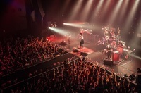 MERRY、7月に東京キネマ倶楽部公演を開催&今冬にアルバムをリリース - all pics by 中村 卓
