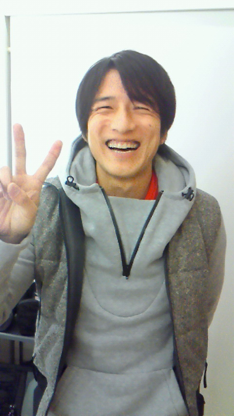 笑顔でピース桜井和寿