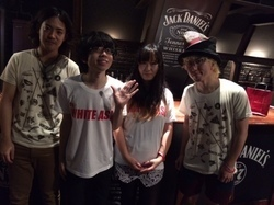WHITE ASH、渋谷クアトロでワンマン「Cycle」!