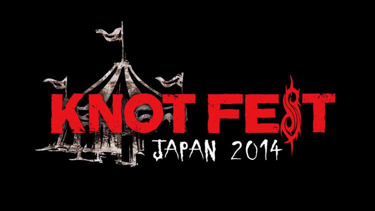 スリップノット主催 ノットフェス ジャパン 来年1月にmtv japanで