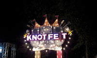 KNOTFESTに来てます!
