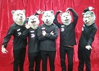 MAN WITH A MISSION、CUTに登場!アニメ『七つの大罪』OPも、PVも最高!