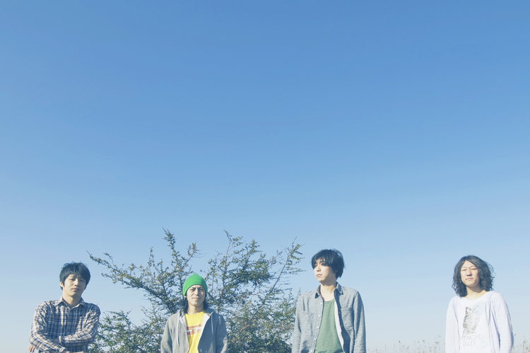 HUSKING BEE&tricot、TheSpringSummer企画「Super Blue!」に出演 - TheSpringSummer