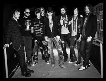 ガンズ・アンド・ローゼズのR・フォータス、ライヴの開演が遅れる理由を語る-rockinon.com|https://rockinon.com/news/detail/118883