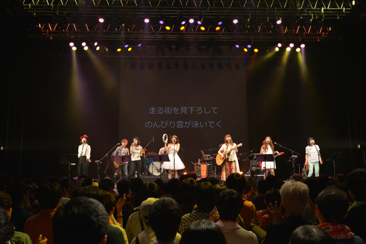 EX THEATER TV presents n・g・g・f vol.2 ~new guitar girls fes.~@EX THEATER ROPPONGI