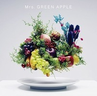 今週の一枚 Mrs. GREEN APPLE『Variety』 - 『Variety』7月8日発売
