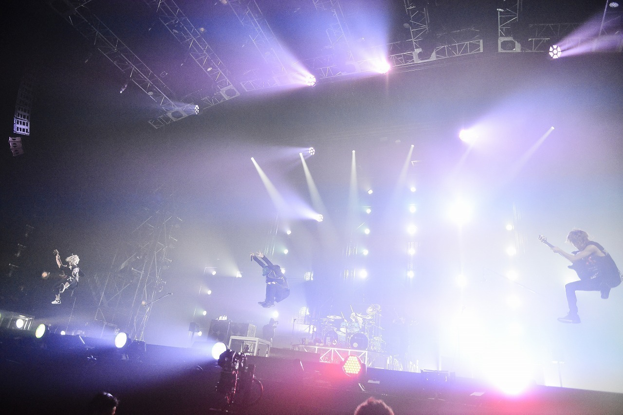 ONE OK ROCK@さいたまスーパーアリーナ - Photo by RUI HASHIMOTO[SOUND SHOOTER]