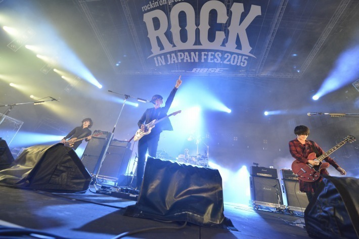 Alexandros Rock In Japan Festival 15 クイックレポート