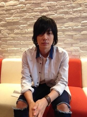 ダメージパンツの山村隆太さん