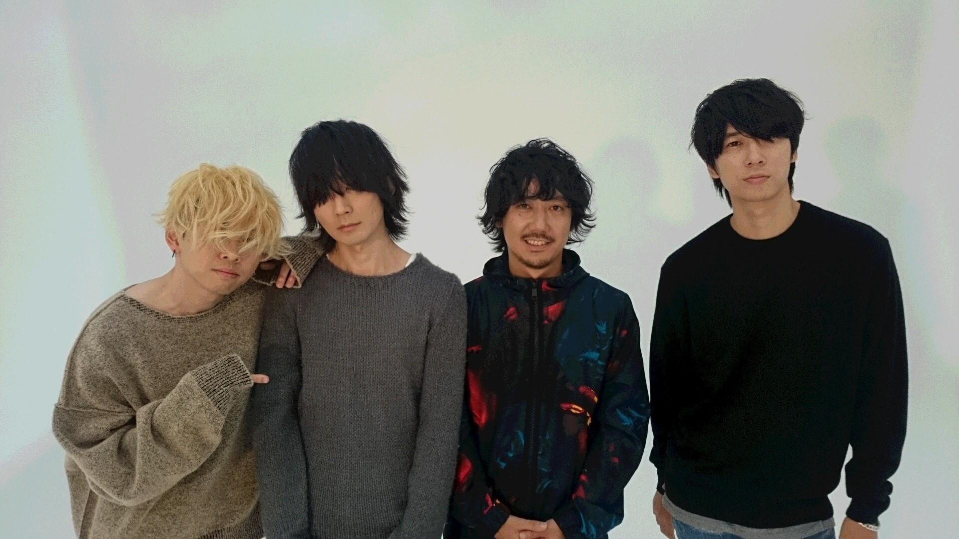 bump of chicken少しアップ