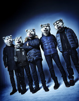 MAN WITH A MISSION、グドモ、氣志團、名古屋「MERRY ROCK PARADE」出演 - MAN WITH A MISSION