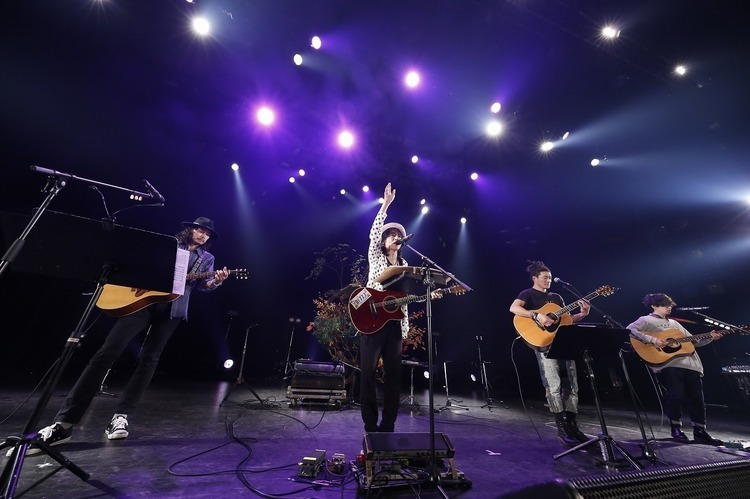 「NO NUKES 2015 Acoustic Night」@豊洲PIT - all pics by 上山陽介