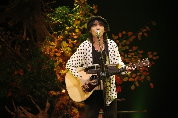 "「NO NUKES 2015 Acoustic Night」@豊洲PIT - 仲井戸""CHABO""麗市"