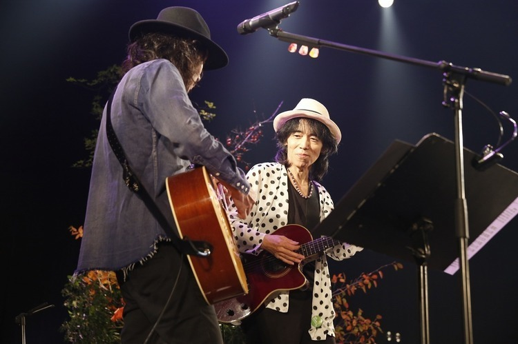 「NO NUKES 2015 Acoustic Night」@豊洲PIT