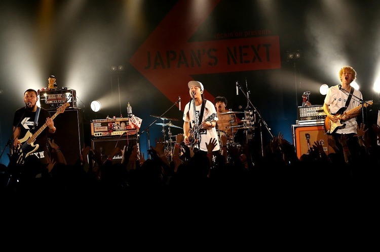 「JAPAN'S NEXT vol.12」@LIQUIDROOM - Rhythmic Toy World