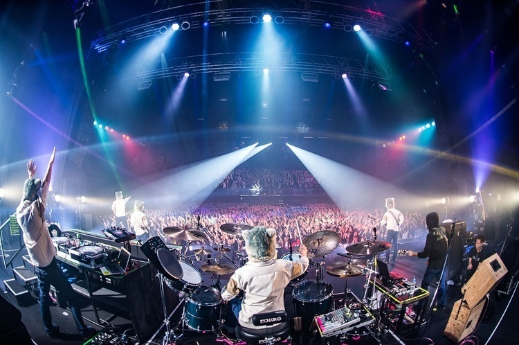 MAN WITH A MISSION、名古屋を食い尽くす! ポートメッセなごやでツアー追加公演! - All Photo by Daisuke Sakai (FYD inc.)