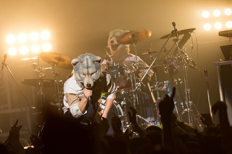 MAN WITH A MISSION、名古屋を食い尽くす! ポートメッセなごやでツアー追加公演!