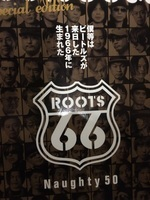 「ROOTS 66 Naughty 50」日本武道館、観ました!
