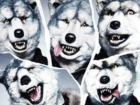 MAN WITH A MISSION、「JOIN ALIVE」に出演決定! - MAN WITH A MISSION