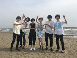 ステージ直後のCzecho No RepublicとSalyu