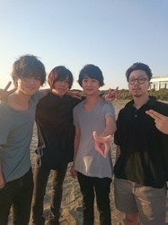 SEASIDE STAGE、トリはandrop!