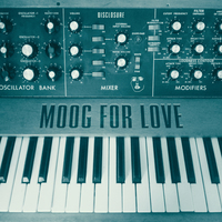 DISCLOSURE MOOG FOR LOVE-EP