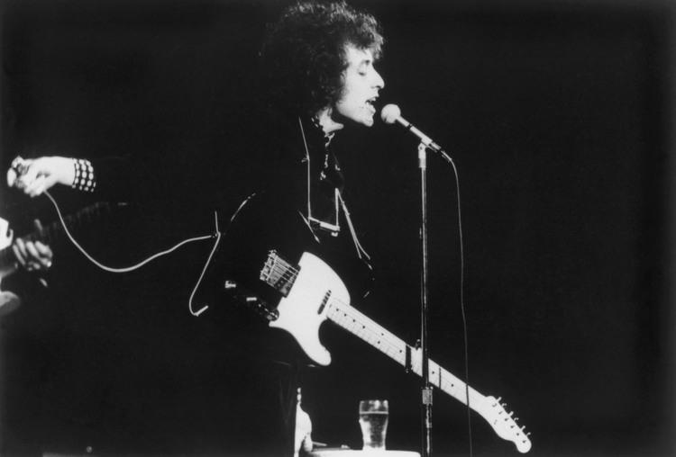 ボブ・ディラン、1966年ツアーの...