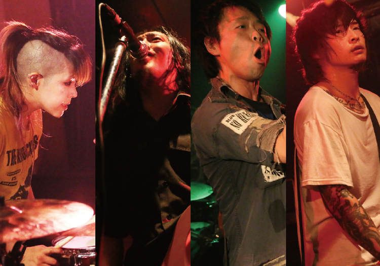 「POWER STOCK」にWANIMA、THE KNOCKERSの出演決定! - THE KNOCKERS