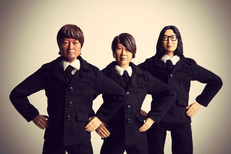 dustbox、全国ツアー追加対バンにSUPER BEAVER、GOOD4NOTHINGら6組