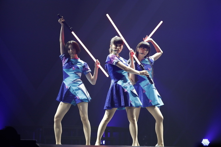 「Perfume FES!! 2017」/幕張メッセ国際展示場 9 - 11ホール - photo by 西槇太一