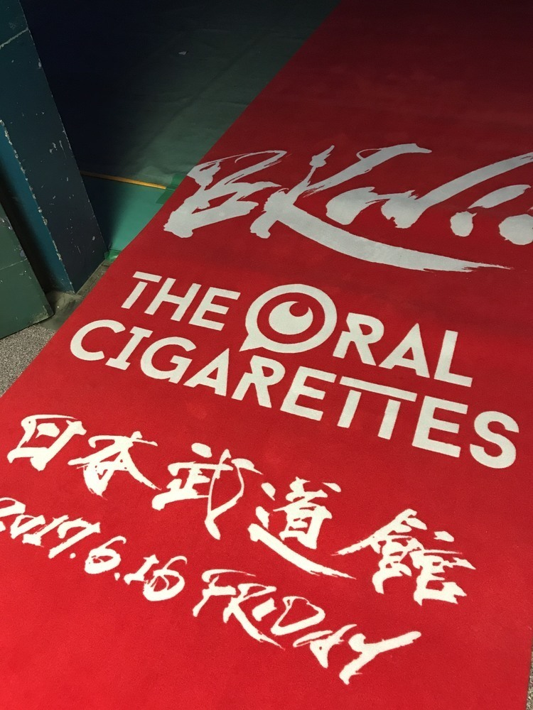 THE ORAL CIGARETTESの武道館ワンマンを観て思うこと