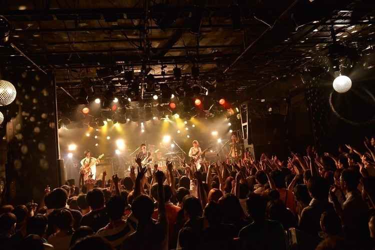 POLYSICS×Base Ball Bear 「POLYMPIC 2017」/渋谷CLUB QUATTRO - Base Ball Bear