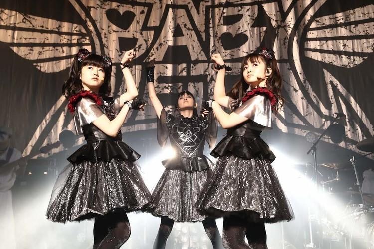 BABYMETAL 「5大キツネ祭り in JAPAN -金キツネ祭り-」/赤坂BLITZ2017.07 ...