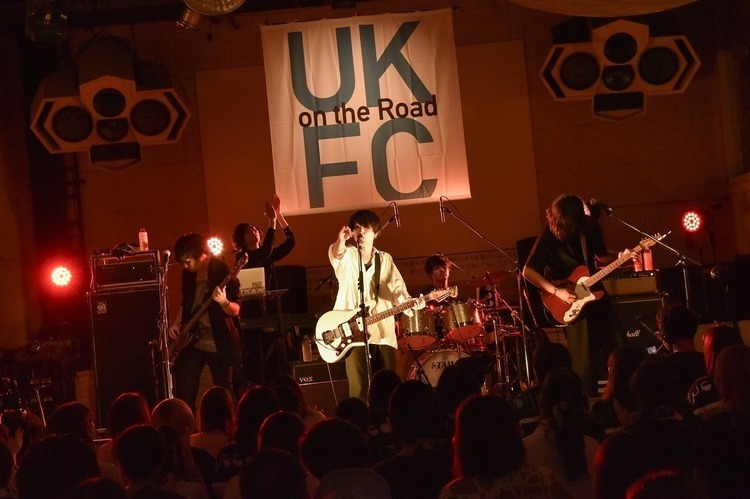 「UKFC on the Road 2017」/新木場STUDIO COAST - the equal lights Photo by 古溪一道