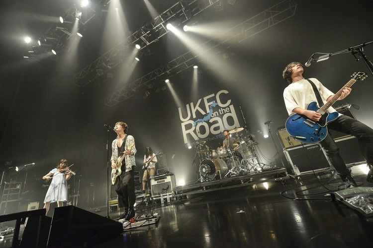 「UKFC on the Road 2017」/新木場STUDIO COAST - BIGMAMA Photo by 高田梓