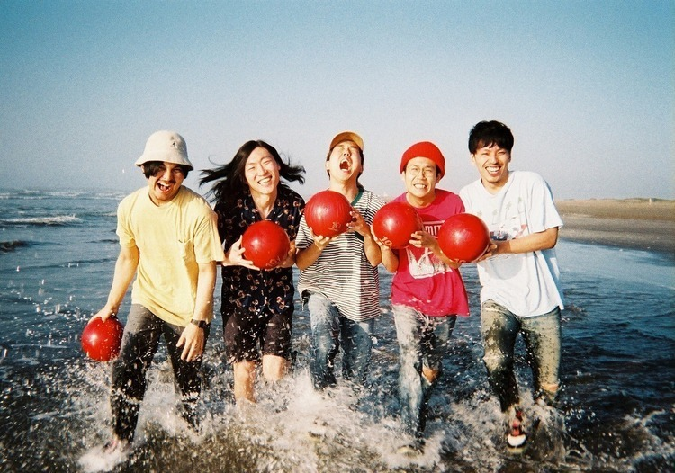 never young beach、リリースツアー東京追加公演はバンド史上最大キャパ