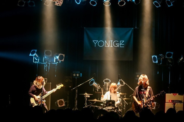 yonige/TSUTAYA O-WEST - All photo by Viola Kam (V'z Twinkle)