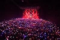 「XYZ TOUR 2017 -SUMMER-」/Zepp DiverCity - All photo by 小松陽祐(ODD JOB)、岡本麻衣
