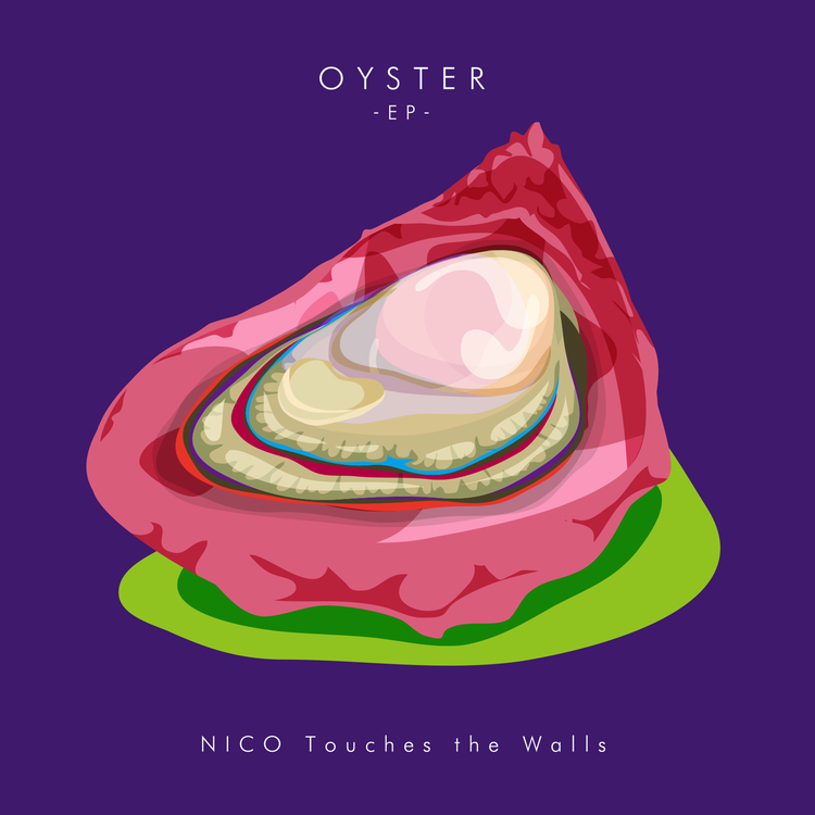 NICO Touches the Walls、新作に「1枚で2度美味しい」ボーナスディスク付属 - 『OYSTER -EP-』