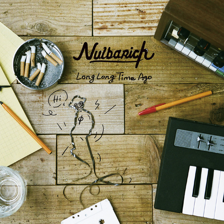 "Nulbarich、新EP発売日は12/6に決定&リード曲""In Your Pocket""を初OA - 『Long Long Time Ago』12月6日発売"