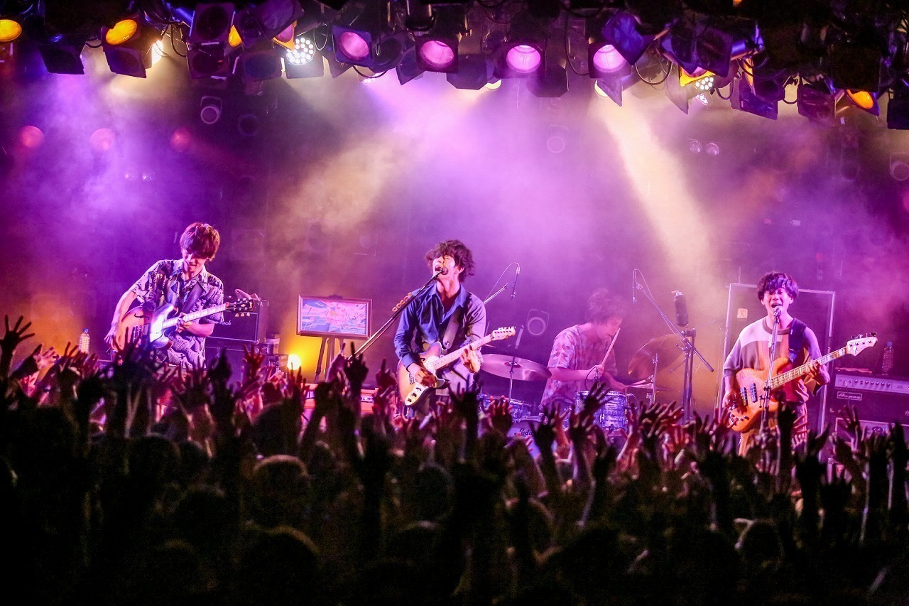 フレデリック/渋谷CLUB QUATTRO - All photo by Viola Kam