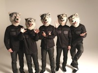 MAN WITH A MISSION、お久しぶりに5匹と会って参りました